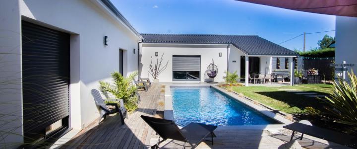 Maison contemporaine de 125 m2 à Plagnole 4