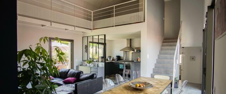 Maison contemporaine de 124 m2 à Saint-Jean 5