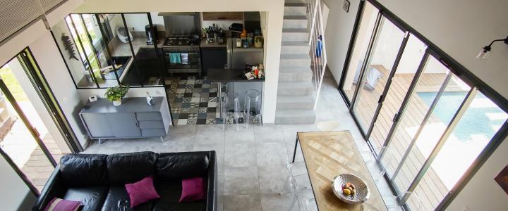 Maison contemporaine de 124 m2 à Saint-Jean 6