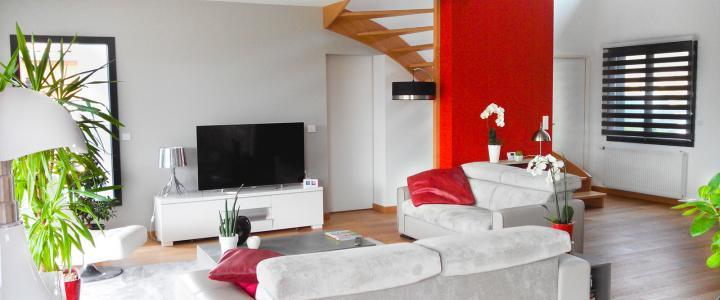 Maison contemporaine de 160 m2 à Pechabou 3