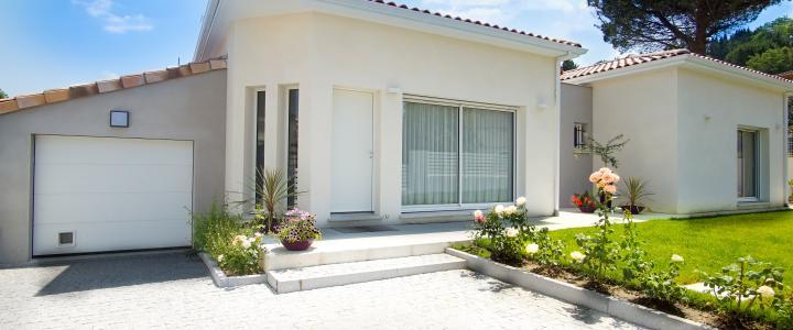 Maison contemporaine de 117 m2 à Castanet-Tolosan 1