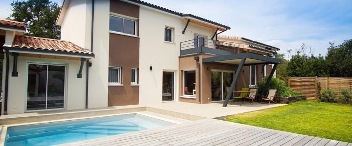 Maison contemporaine de 188 m2 à Ramonville-Saint-Agne 1