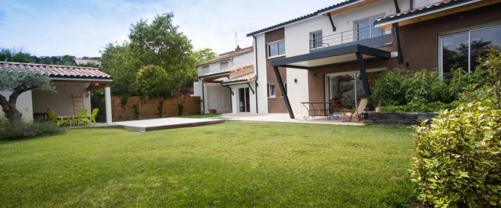 Maison contemporaine de 188 m2 à Ramonville-Saint-Agne 2