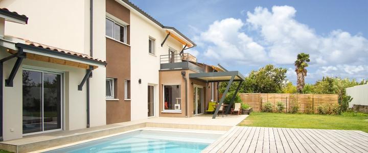 Maison contemporaine de 188 m2 à Ramonville-Saint-Agne 3