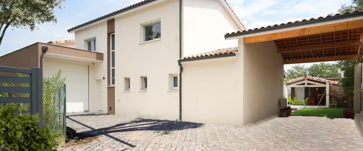 Maison contemporaine de 188 m2 à Ramonville-Saint-Agne 4